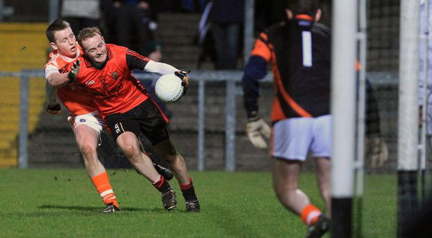 Down forward Benny Coulter is hoping his side can reach the National League decider at the expense of Kerry on Sunday