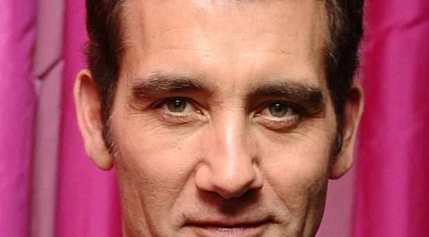 Clive Owen is to star in a new spy thriller set during the 1990s peace process in Northern Ireland