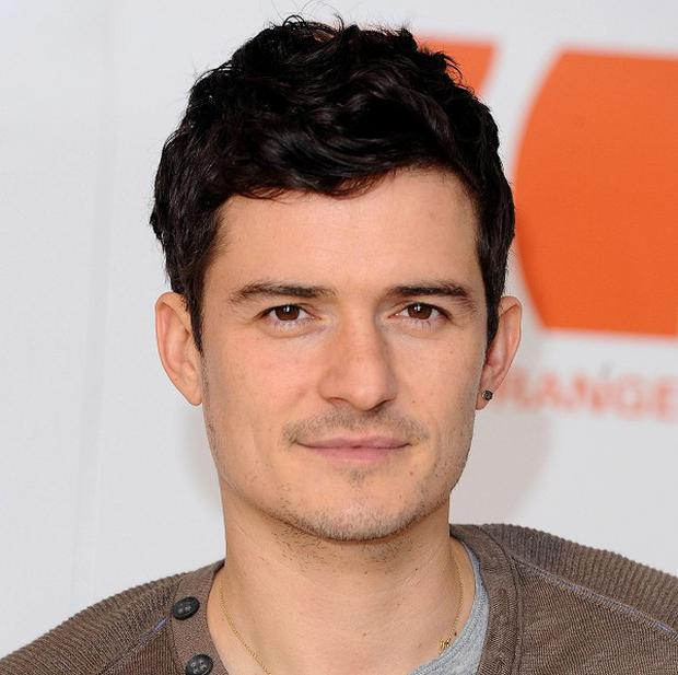 Orlando Bloom is loving being a dad