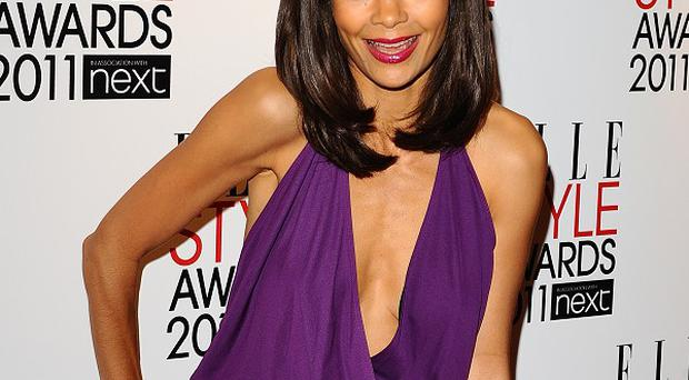 Thandie Newton recently finished shooting The Retreat with Jamie Bell and Cillian Murphy