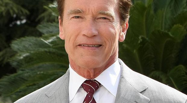 Arnold Schwarzeneggeris considering movie projects