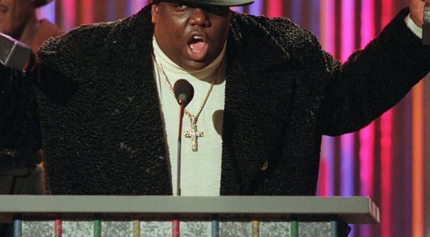 Notorious B.I.G. was shot dead in Los Angeles in March 1997
