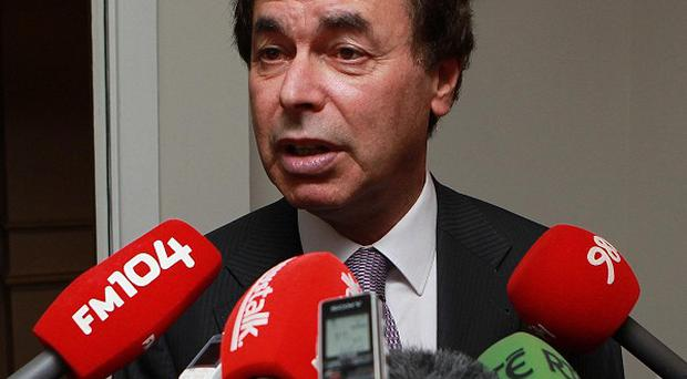 Defence Minister Alan Shatter said there will be a review over the deaths of three soldiers in Lebanon