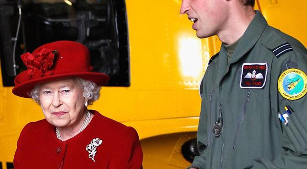 More than half of people in the UK believe Prince William should follow the Queen as monarch
