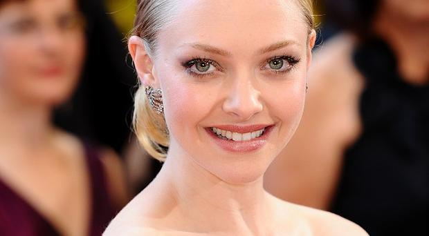 Amanda Seyfried is very fond of her pet pooch Finn