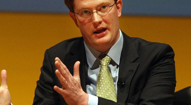 Chief Secretary to the Treasury Danny Alexander says the UK may resort to legal action over Iceland money