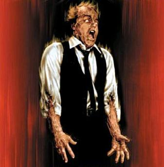 Horror fans got the chance to watch David Cronenberg's classic gore fest Scanners on the big screen