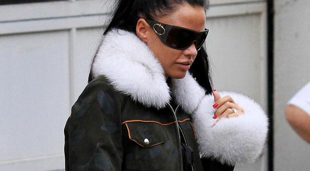 Katie Price said Frankie Boyle's jokes were 'discriminatory, offensive, demeaning and humiliating'