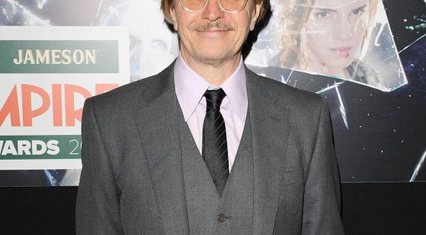 Gary Oldman has never been nominated for an Oscar