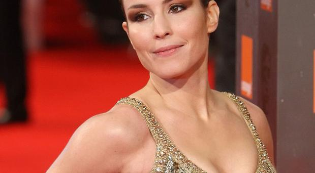 Noomi Rapace found international fame with The Girl With The Dragon Tattoo
