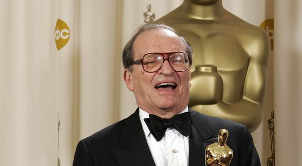 Sidney Lumet was given an honorary lifetime achievement Oscar in 2005 (AP)
