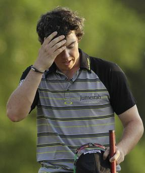 In prize money alone, Rory McIlroy lost over £800,000 by finishing in a tie for 15th rather than winning