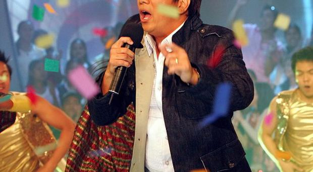 Willie Revillame's TV game show Willing Willie has been taken off the air (AP)