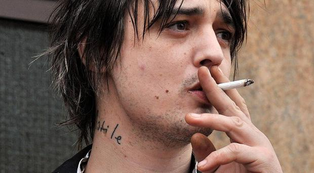 Pete Doherty has been warned he could face jail again