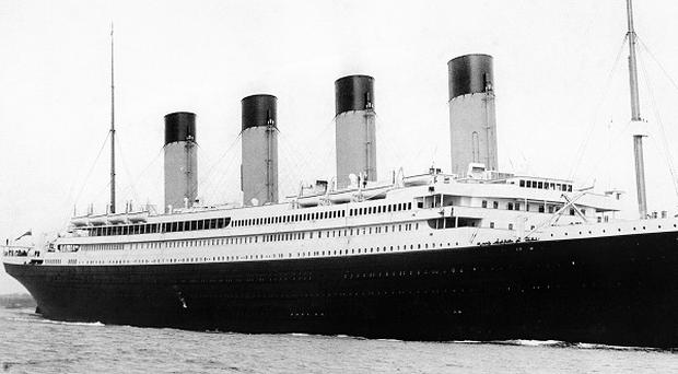 Serving dishes and soap from the Titanic will be part of an exhibition at the Ulster Folk and Transport Museum