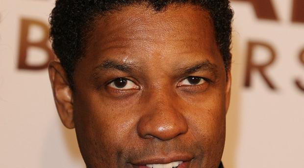 Denzel Washington is making a new film in Cape Town