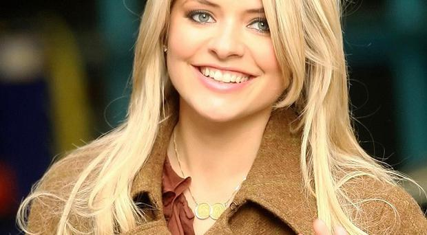 This Morning presenter Holly Willoughby was due to go on maternity leave this week