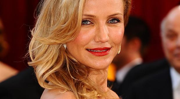 Cameron Diaz reckons her ex Justin Timberlake is a talented actor