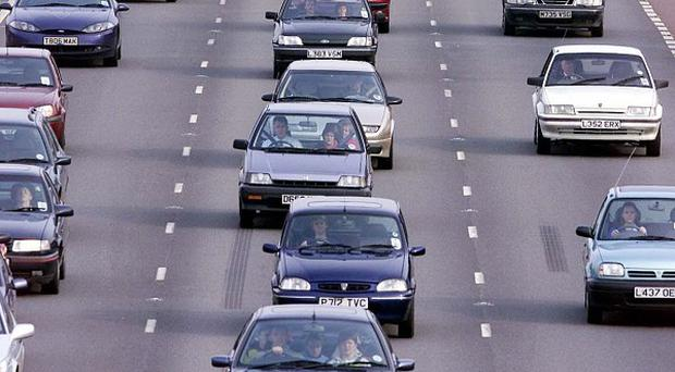 Around 10 million cars are set to take to the roads over the Easter holiday, says AA Roadwatch