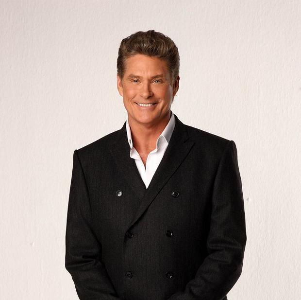 David Hasselhoff has struggled to understand some of the accents on Britain's Got Talent