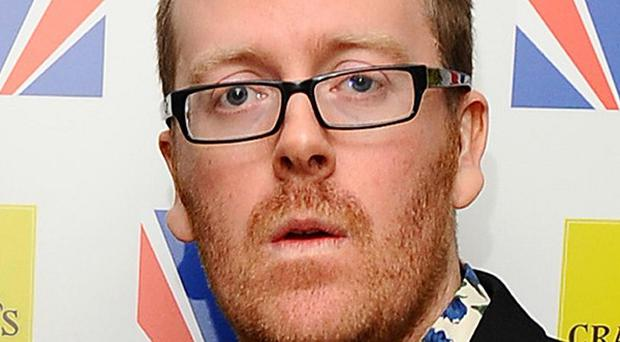 Frankie Boyle caused controversy on his new TV series Tramadol Nights