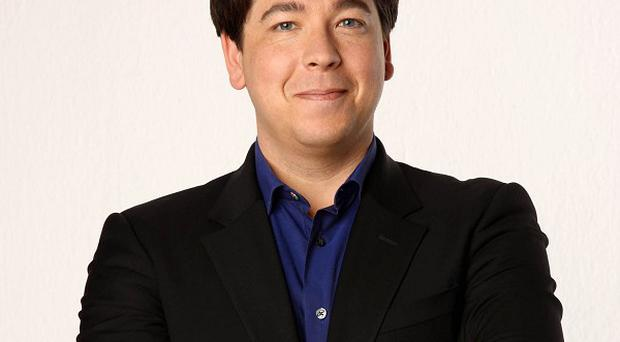 Michael McIntyre has joined the judging panel for this year's Britain's Got Talent