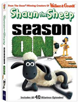 <b>1. Shaun the Sheep - The Complete First Series</b><br/> From the Oscar-winning creators of Wallace and Gromit, this sheep-slanted spin-off follows Shaun's efforts to incite rural rebellion and evade naughty sheepdog, Bitzer.<br/> Price: £9.99, play.com