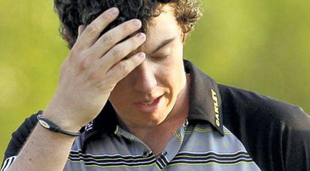 <b>Rory McIlroy</b><br/> Millions watched in horror on Sunday night as Mcllroy, the 21-year-old Northern Irish golfing prodigy, contrived to throw away the strong lead he had held going into the final day of play at the Masters in Augusta. McIlroy's play throughout had been lauded as