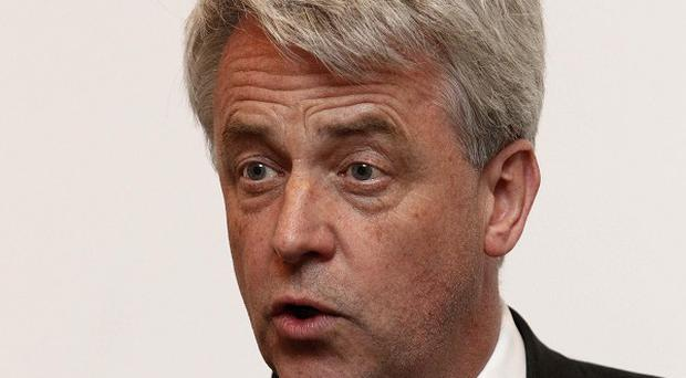 Health Secretary Andrew Lansley apologised to nurses over the way he has communicated his plans for the NHS