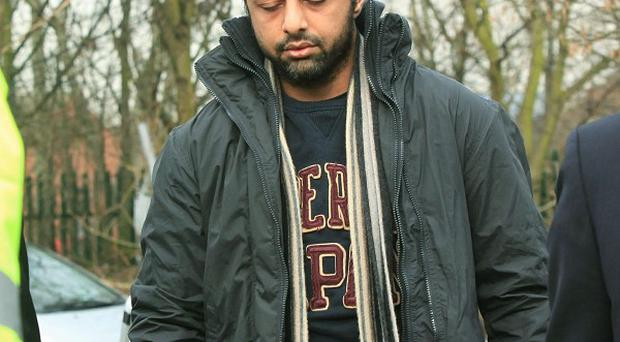 Shrien Dewani was kicked out of The Priory Hospital after threatening to punch a member of staff, a court has heard