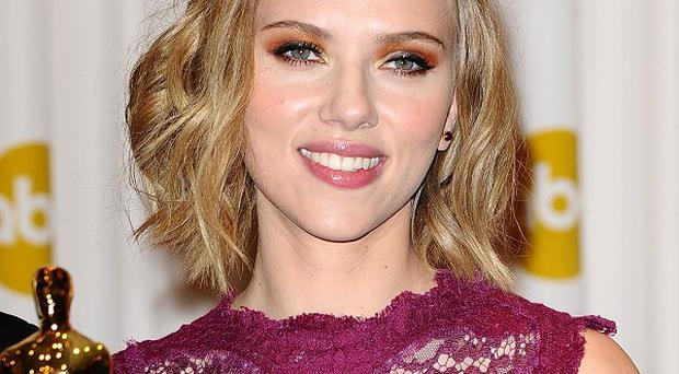 Scarlett Johansson's rep has denied she is pregnant
