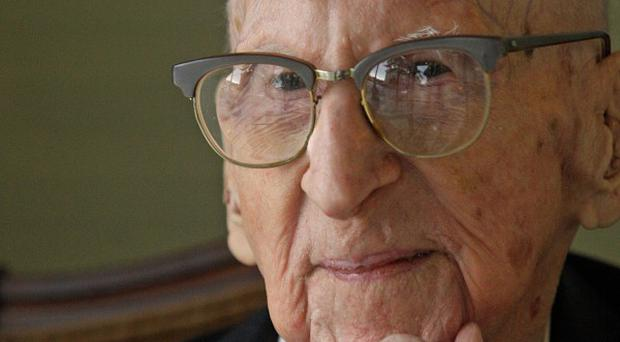Walter Breuning, the world's oldest man and second-oldest person, has died aged 114 (AP)