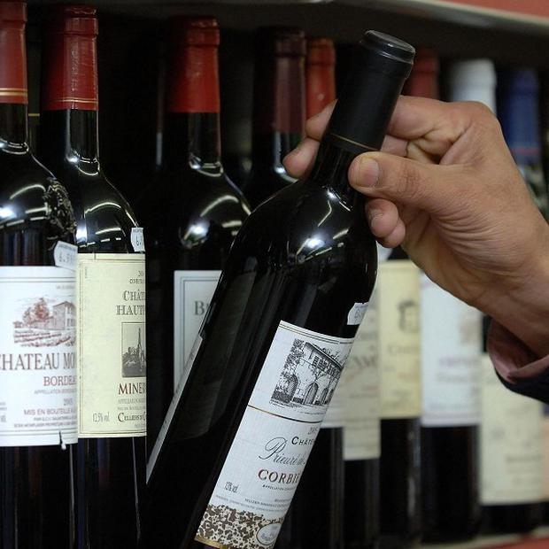 Cheap plonk has the same effect on the palate as wine costing up to six times as much, a taste test found