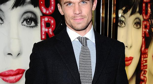 Cam Gigandet had some exciting scenes in new film The Roommate