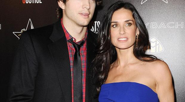 Ashton Kutcher and Demi Moore have been married for six years