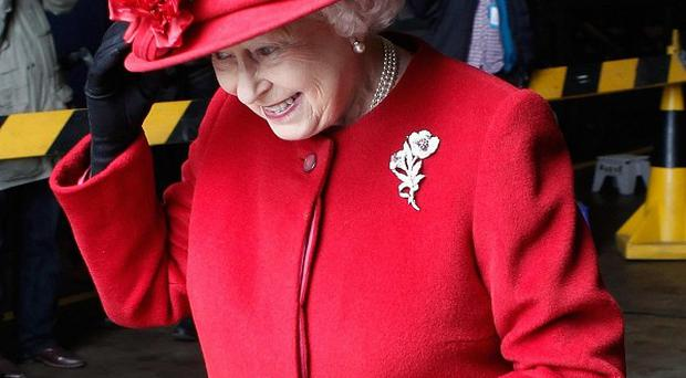 The Queen had to miss a public engagement after suffering a nosebleed