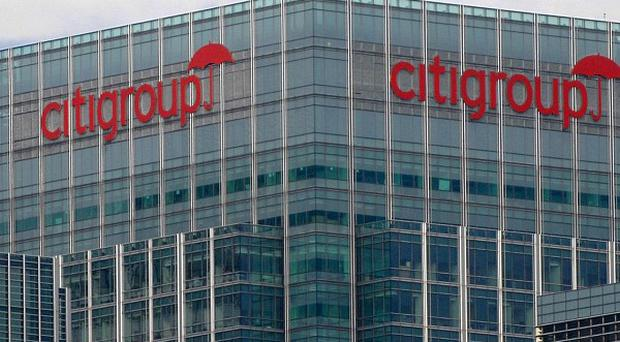 Derek Quinlan, part-owner of London's Citigroup Tower, has lost control of his Dublin property portfolio