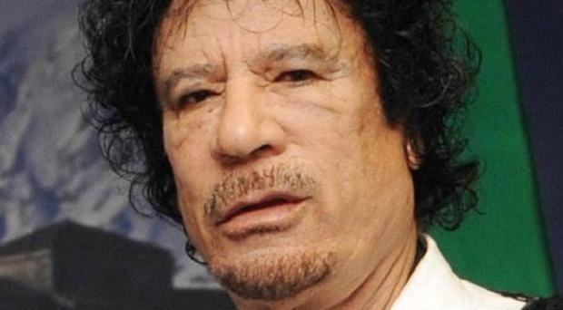 David Cameron, Barack Obama and Nicolas Sarkozy said it would be an 'unconscionable betrayal' if Muammar Gaddafi remains in power