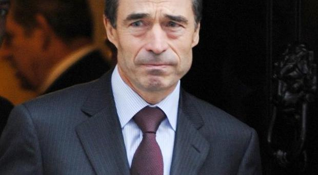 Nato secretary general Anders Fogh Rasmussen expects member nations to provide extra ground-attack aircraft in Libya
