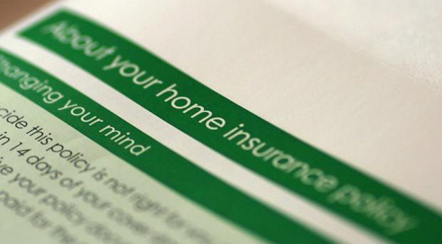 Fraudulent home insurance claims push up the price for honest customers, a report suggested