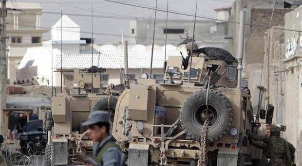On Friday, a Taliban suicide attack killed the police chief of southern Afghanistan's Kandahar province (AP)