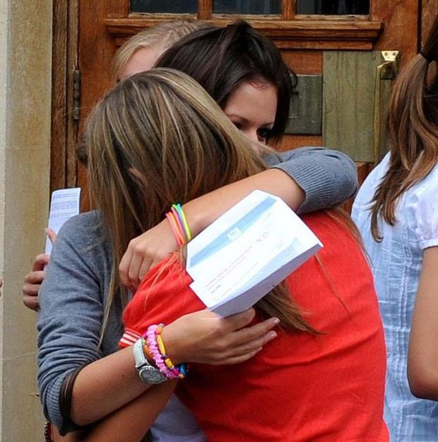 Girls are twice as likely to suffer teenager angst than boys,a think-tank reports