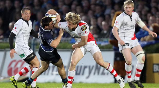 Leinster 34 Ulster 26
