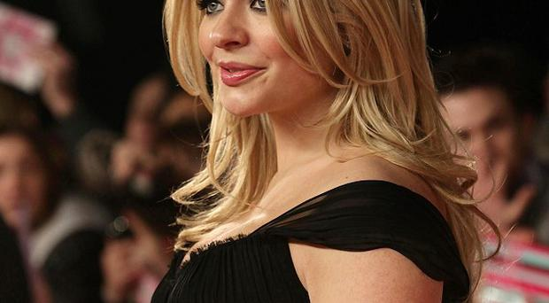 Holly Willoughby tweeted fans thanking them for their support