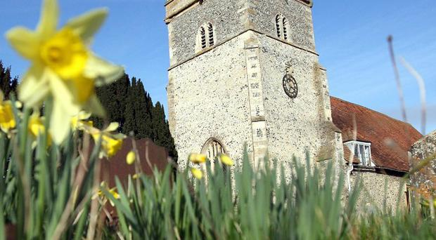 Churches play a key role in community activities, a survey says