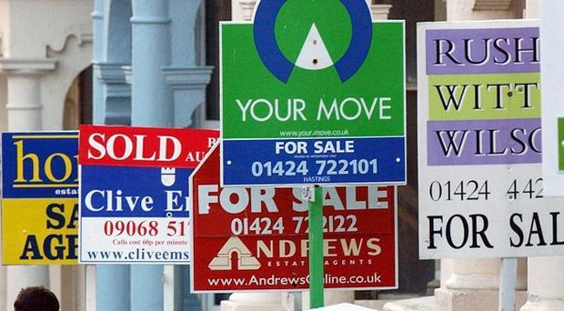Optimistic sellers increased their asking prices by 1.7 per cent in April, figures suggest