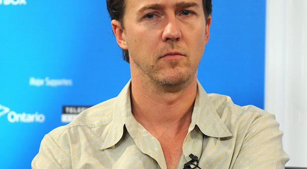 Ed Norton would like a screen reunion with Brad Pitt