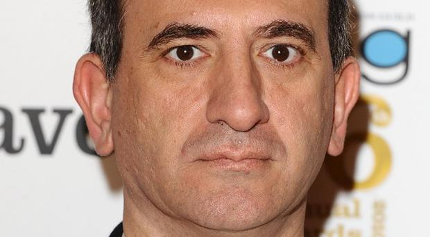 Armando Iannucci tweeted about HBO picking up the US version of The Thick Of It