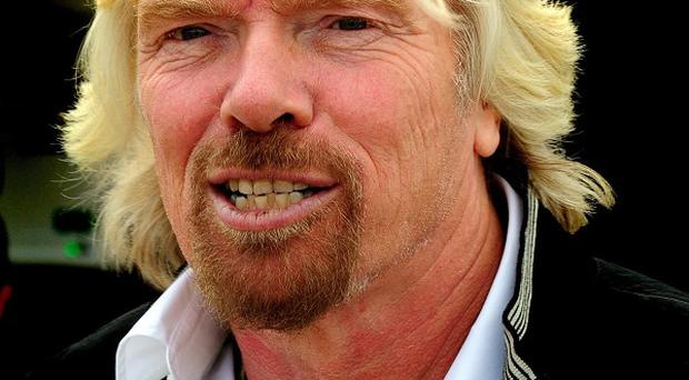 Sir Richard Branson plans to create a colony for lemurs in the British Virgin Islands