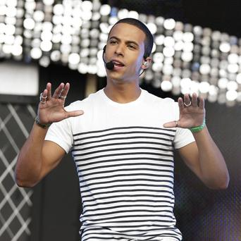Marvin Humes had an unexpected encounter with Justin Timberlake